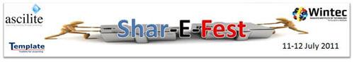 Shar-E-Fest banner