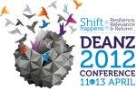 DEANZ 2012 logo